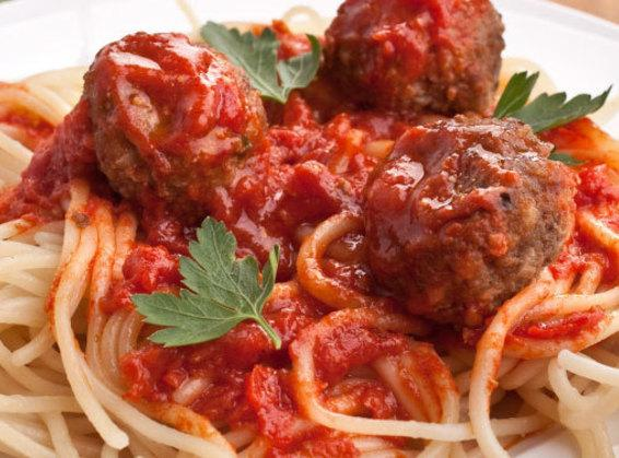 Italian Meatballs (hamburgers, Too!) Recipe