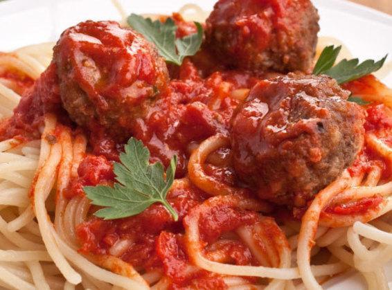 Italian Meatballs (hamburgers, Too!) Recipe