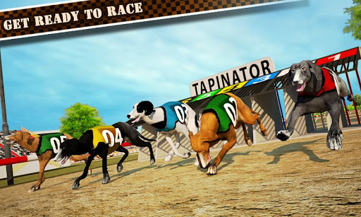 Dog Race Stunts 2016