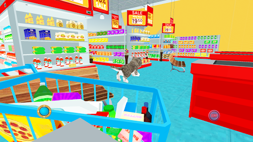 Kitten Cat Craft:Destroy Super Market Ep1  screenshots EasyGameCheats.pro 1