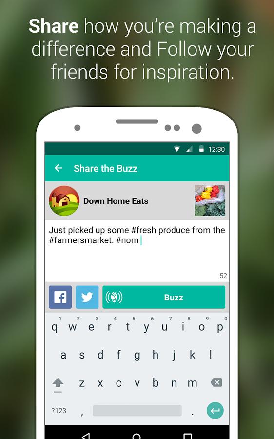 JouleBug - screenshot