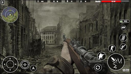 Call of The War WW2 : Last Battleground  screenshots 1