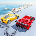 Chained GT Car Stunts Racing icon