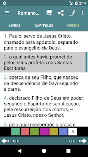 Holy Bible in Portuguese - náhled