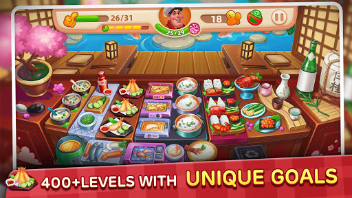 Cooking Yummy-Restaurant Game 3.0.3.5026 screenshots 8