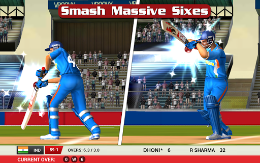 MS Dhoni: The Official Cricket Game 12.7 screenshots 3