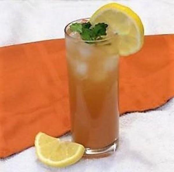Spicy Mint Tea Recipe