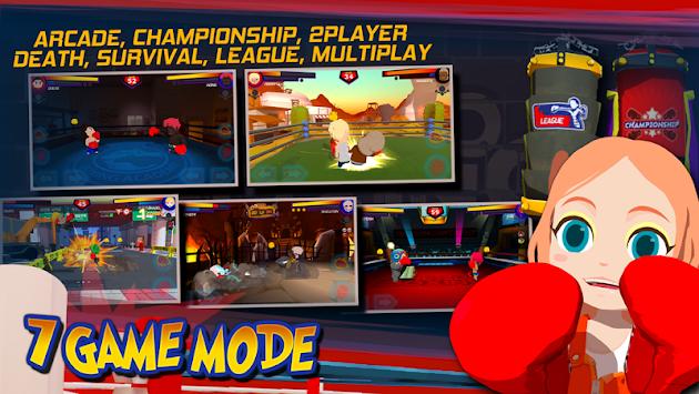 Head Boxing ( D&D Dream ) apk screenshot