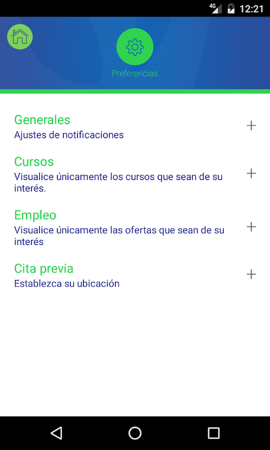 Sef m vil android apps on google play for Oficinas sef murcia