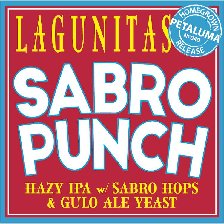 Logo of Lagunitas Sabro Punch