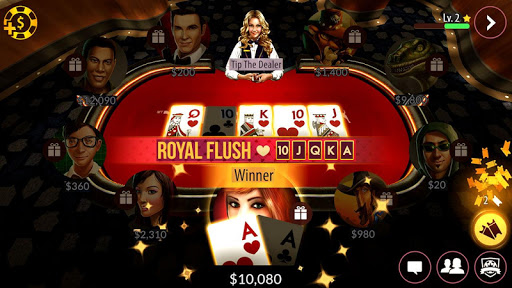 Texas Holdem Poker - Free Texas Hold'em Poker - screenshot