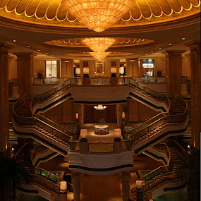 Emirates Palace by Maryam Peiravi - Buildings & Architecture Office Buildings & Hotels ( indoor, uae, emirates palace, abu dhabi, hotel )