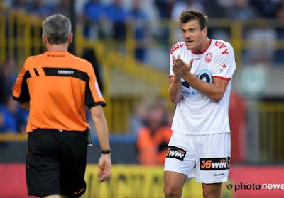 Santini sera bel et bien suspendu deux matchs