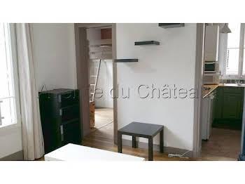 Appartement 2 pièces 24,34 m2