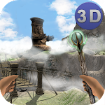 Mystic Island Survival 3D Icon