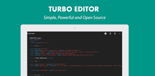 Turbo Editor PRO | Text Editor - Apps on Google Play