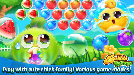 Bubble Wings: offline bubble shooter games 2.3.0 screenshots 6