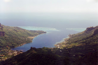 Photo: #013-La baie d'Opunohu