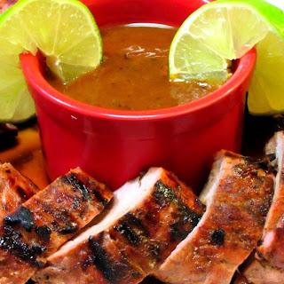 Tequila Lime Pork Tenderloin.