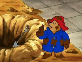 Paddington Goes Underground/Paddington In the Ring/Mr. Curry Lets Off Steam