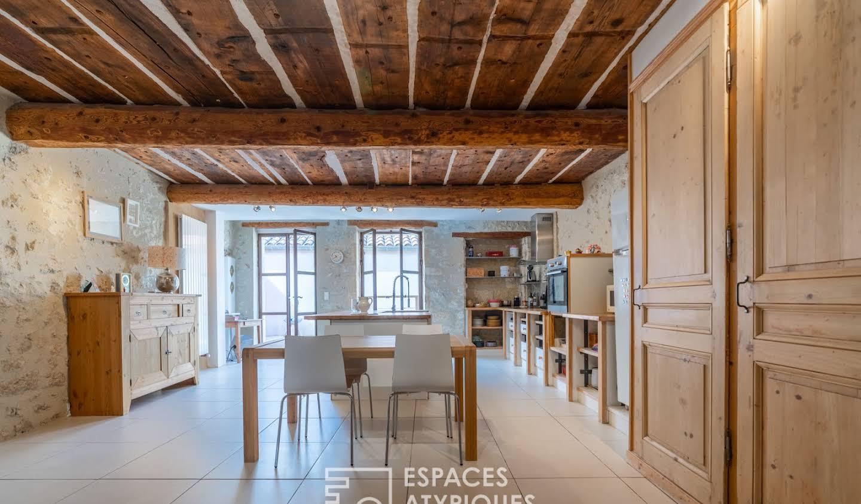Maison avec terrasse Rochefort-du-Gard