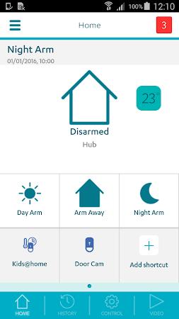 GetSafe Home Security App 4.6.6 screenshot 2091101
