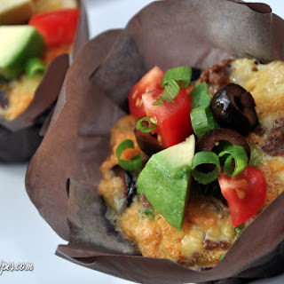 Taco Egg Muffins