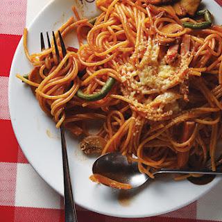 Napolitan Spaghetti