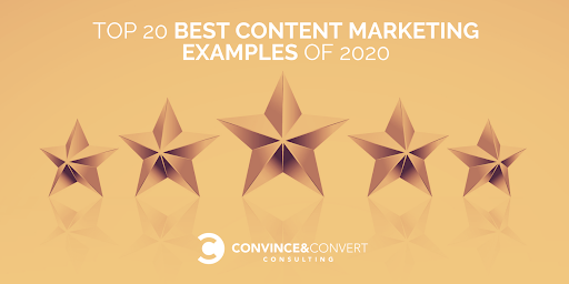 Top 20 Best Content Marketing Examples of 2020