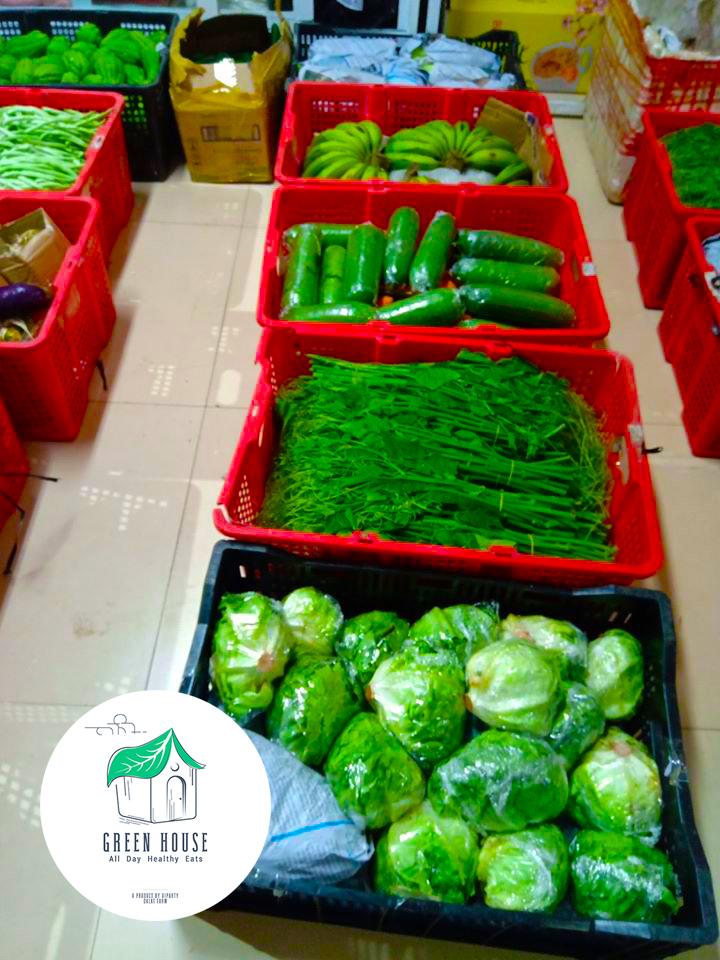 Healthy Green House: Rau - Củ - Quả (Sạch/Organic) & Suất Ăn Giảm Cân - 8