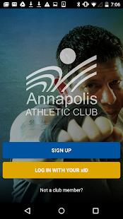 Annapolis Athletic Club - náhled