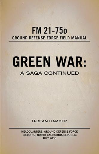 Green War: A Saga Continued cover