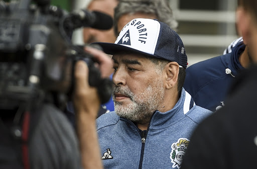Maradona and Riquelme resume old feud in the Boca boardroom