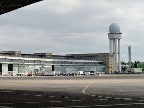 Photo: Ehemaliger Flughafen Berlin-Tempelhof
