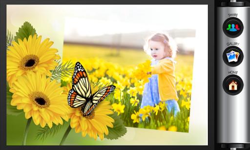 Flowers Photo Frames screenshot 5