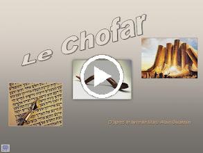 Video: Le Chofar