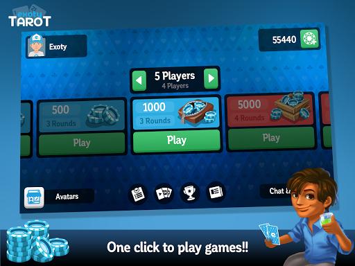 Multiplayer Tarot Game screenshot 12