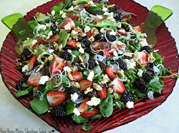 Berry Berry Good Salad Recipe