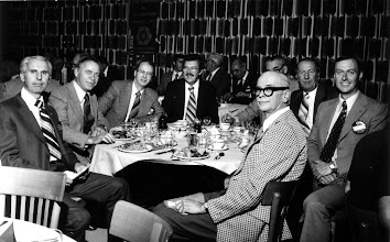 Photo: Rudy Jetzelsperger, Gord Goodkey, Grant Wilson, John Green, Ed Schoenherr, John Partington, Bill Robinson, Harry Atkinson