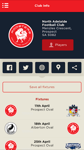 The Official N.A.F.C App