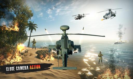Gunship Battle Helicopter : Best Helicopter Games 2.1.0 screenshots 1