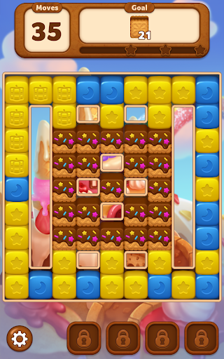Sweet Blast: Cookie Land android2mod screenshots 5