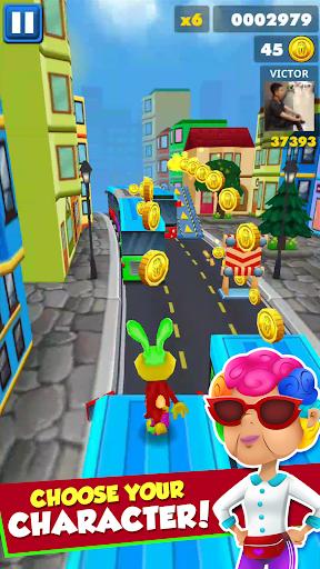 Royal Princess Subway Run - Fun Surfers 1.23 screenshots 1
