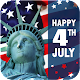Happy 4th of July Greeting Cards for PC-Windows 7,8,10 and Mac