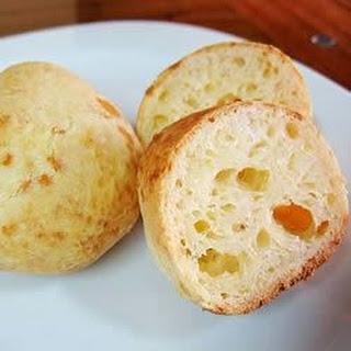 Gluten Free Brazilian Cheese Buns.