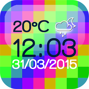 download Digital Weather Clock apk