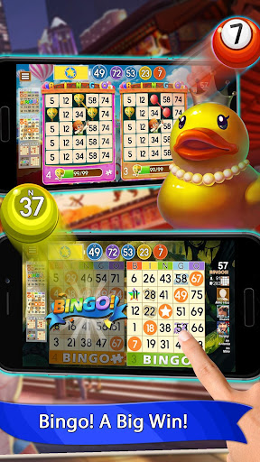 Bingo Blaze -  Free Bingo Games - screenshot
