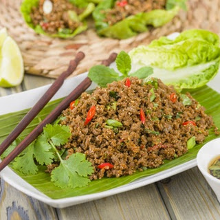 Asian Inspired Ground Beef