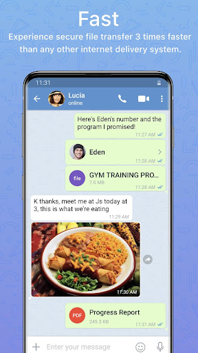 Zangi Private Messenger screenshots 5