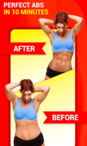 Six Pack Abs Workout 30 Day Fitness: HIIT Workouts 39.0 screenshots 1